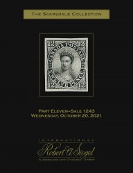 The Scarsdale Collection, Part 11: British North America