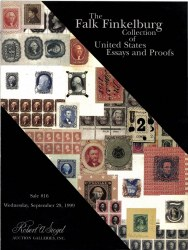 Catalog for Sale 816 — Siegel Auction Galleries