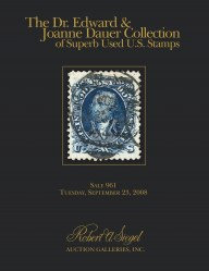 Sale No. 961 — Siegel Auction Galleries
