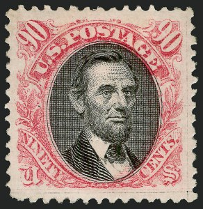 1869 Pictorial Issue, (Scott 112-132)
