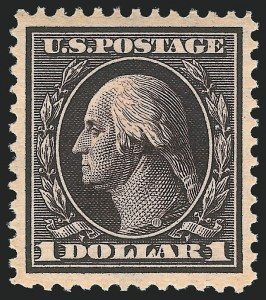 1908-15 Washington-Franklin Series