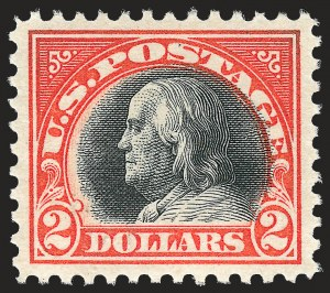 1917-23 Washington-Franklin Issues