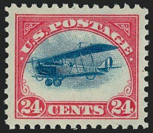 Air Post & Other Special Service Stamps