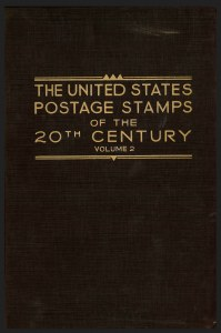 United States Postage Stamps of the 20th Century, Volume 2