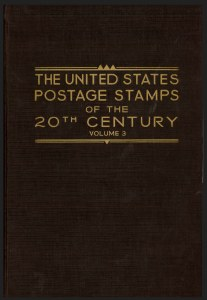 United States Postage Stamps of the 20th Century, Volume 3