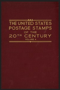 United States Postage Stamps of the 20th Century, Volume 4