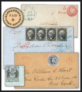 Introduction to U.S. Postmasters' Provisionals