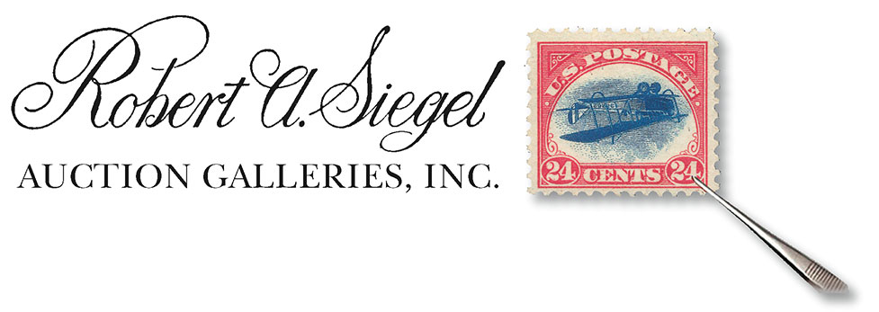 Robert A Siegel Auction Galleries, Inc.