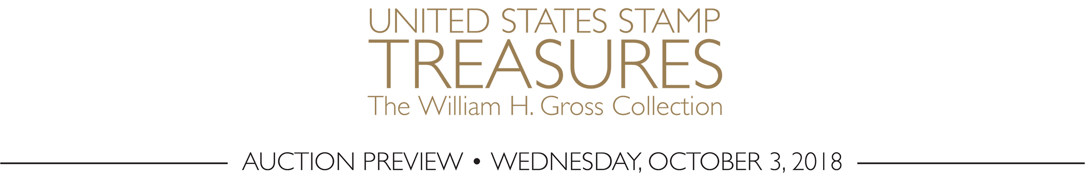 William H Gross Collection Auction