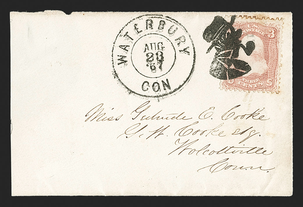 The Folk Art of Philately—Waterbury Fancy Cancellations 2